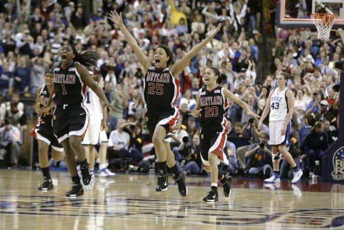 Terps go extra to beat Duke (2006)