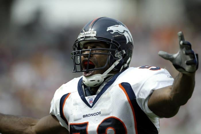 Ian Gold, Denver Broncos