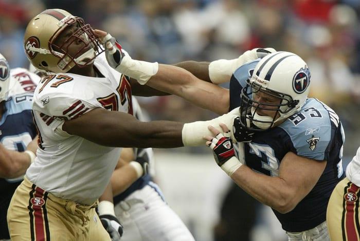 Kyle Vanden Bosch, Tennessee Titans; 2005