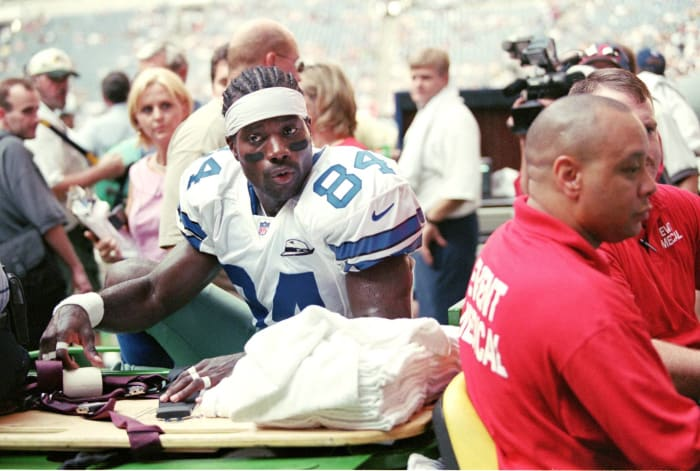 Seahawks benefit from Cowboys' Joey Galloway gamble