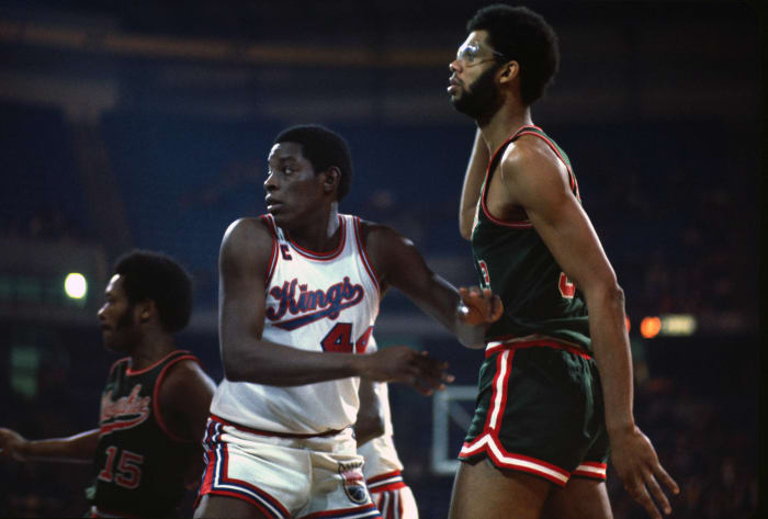 Abdul-Jabbar wins Rookie of the Year