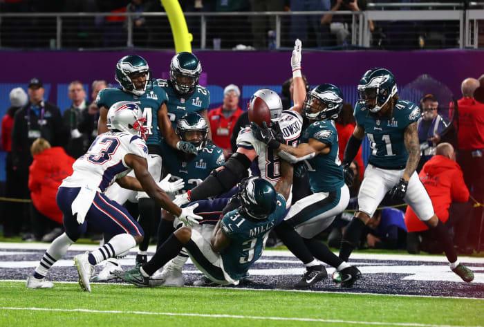 Philadelphia Eagles, cornerback