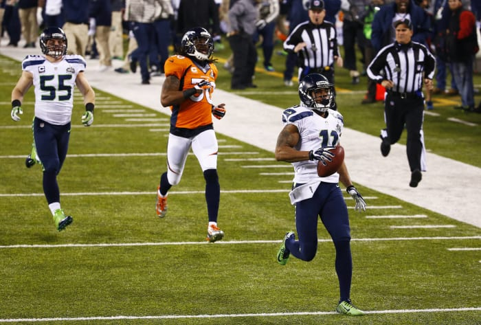 Seahawks' Percy Harvin trade produces one big moment
