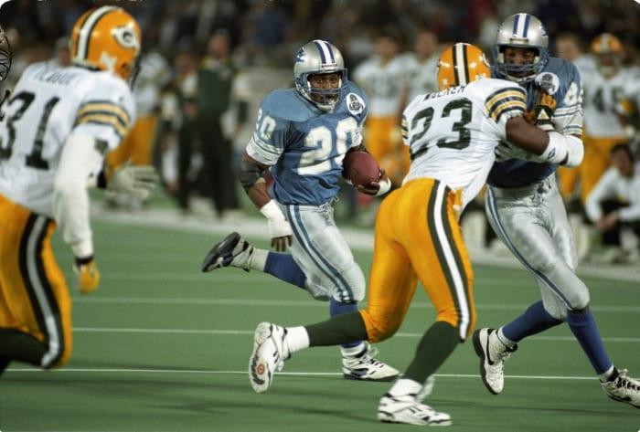 1990s Detroit Lions