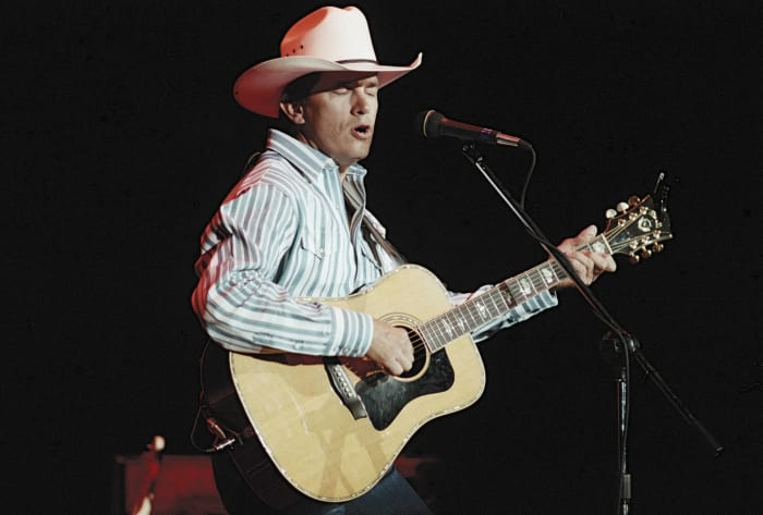 """""""Check Yes or No,"""" George Strait"""