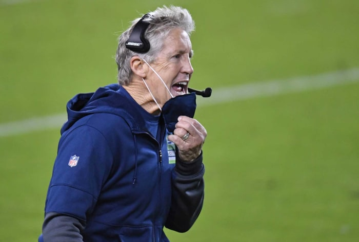Week 1: Seahawks at Colts