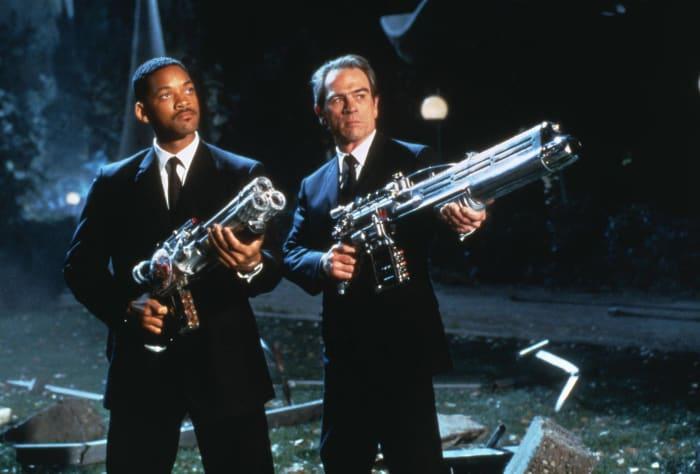 """""""Men in Black"""" (1997)"""
