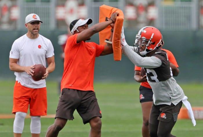 2021: John Johnson, Cleveland Browns