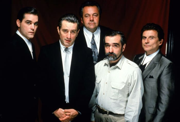 """""""Goodfellas"""" is based on a book"""