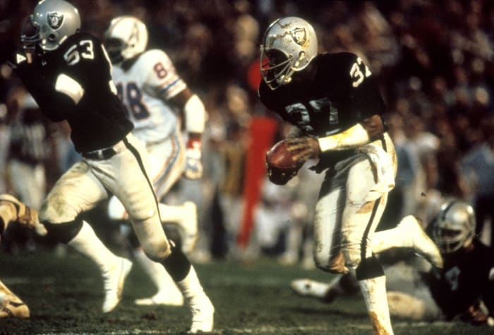 Lester Hayes, 1980
