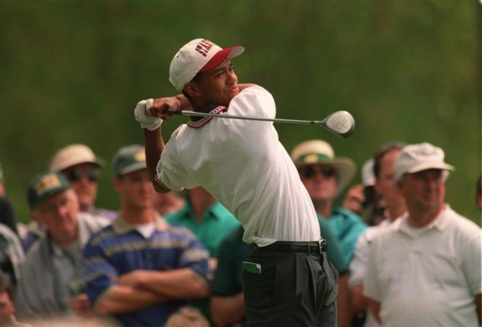 1995: Masters debut