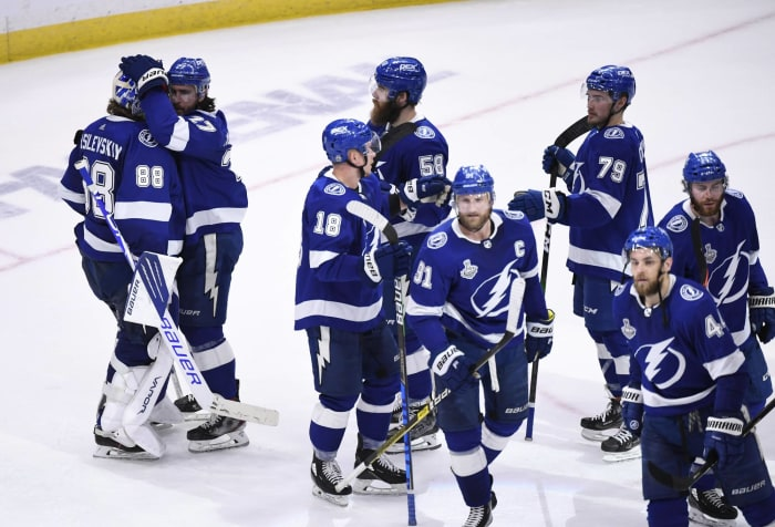 Tampa Bay Lightning: Going for the three-peat