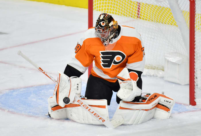 Philadelphia Flyers: Will the real Carter Hart please stand up?