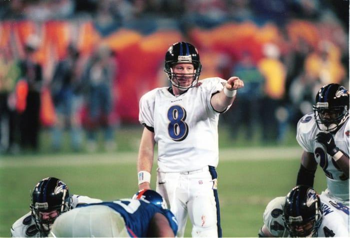 Trent Dilfer, Baltimore Ravens; 2000