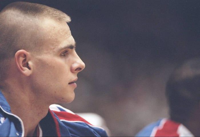 Eric Montross, North Carolina (1991-'94)