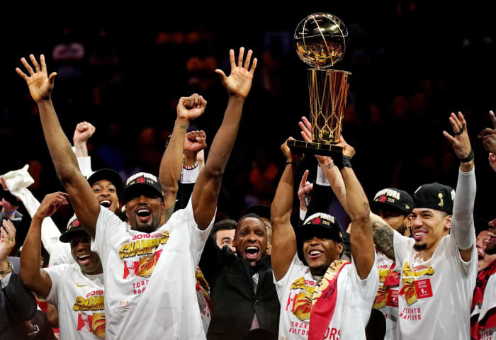 Are the Raptors one title and done?