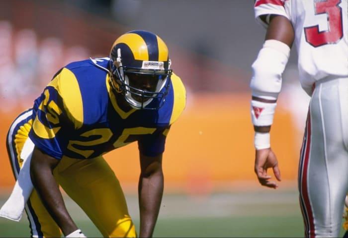 Jerry Gray, 1992 Houston Oilers