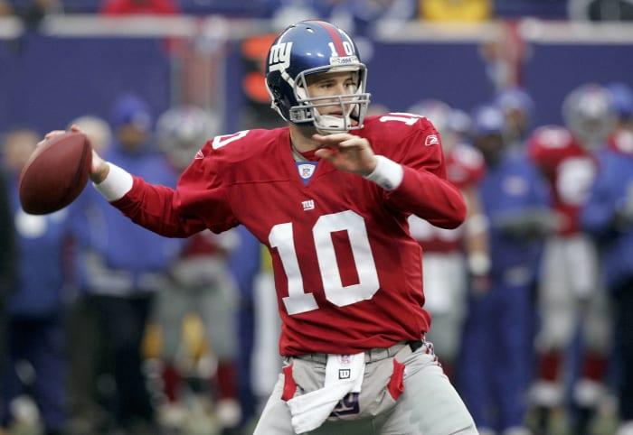 Eli Manning, 2005