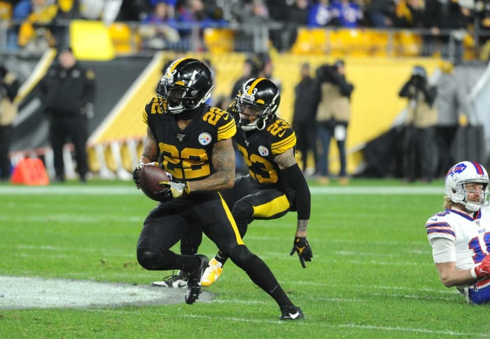 Pittsburgh Steelers: Released CB Steven Nelson