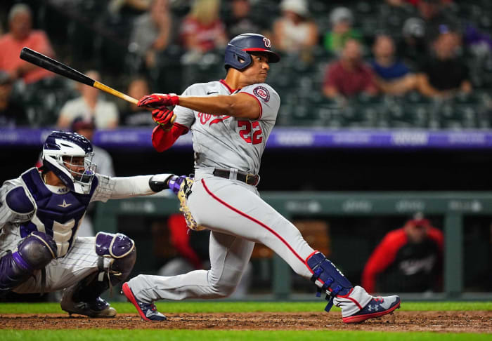 Juan Soto could be the short list of greatest hitters ever