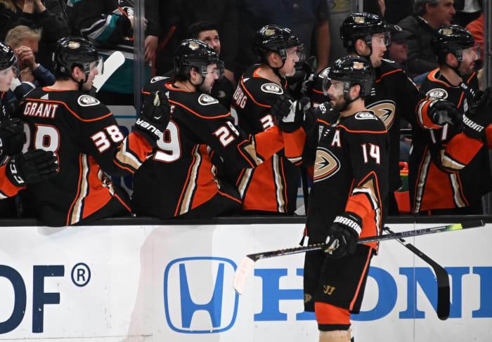 Anaheim Ducks: Adam Henrique