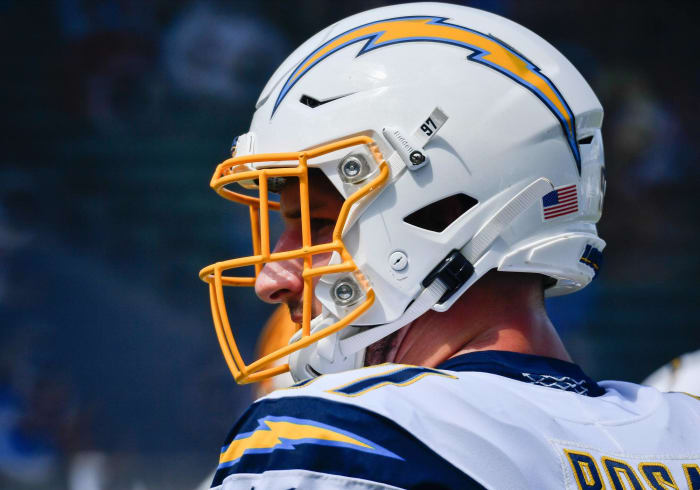Joey Bosa, Los Angeles Chargers