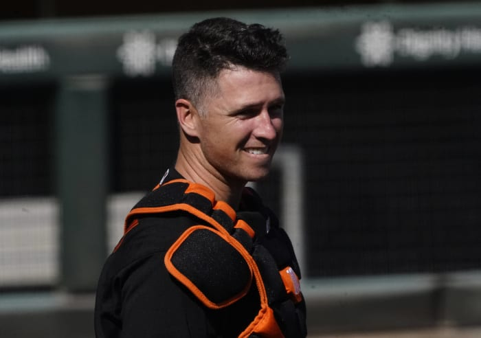 San Francisco Giants: Buster Posey, NL Comeback Player of the Year