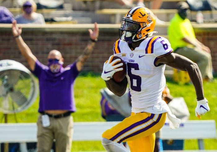 Tampa Bay Buccaneers: Terrace Marshall Jr., WR, LSU