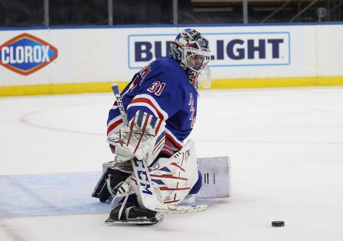 Calder Trophy: Igor Shesterkin, New York Rangers