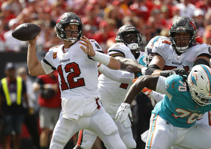 Upcoming Bucs schedule could key Tom Brady surge