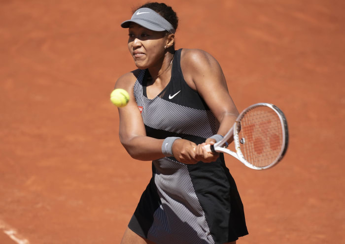 Women's tennis: Naomi Osaka (Japan) vs. Coco Gauff (United States)