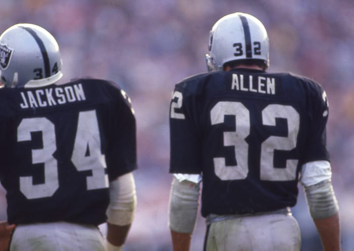 The best running back duos in NFL history