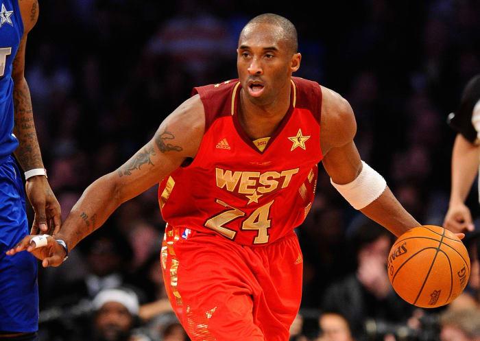 Kobe Bryant's All-Star legacy