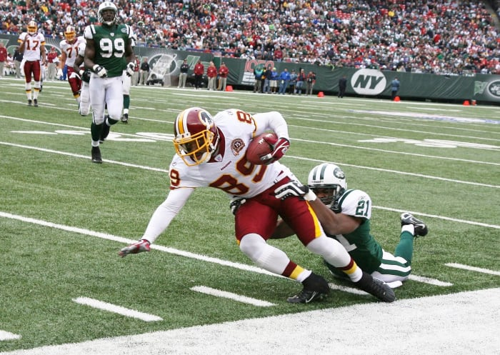 Jets, Washington swap No. 1 targets