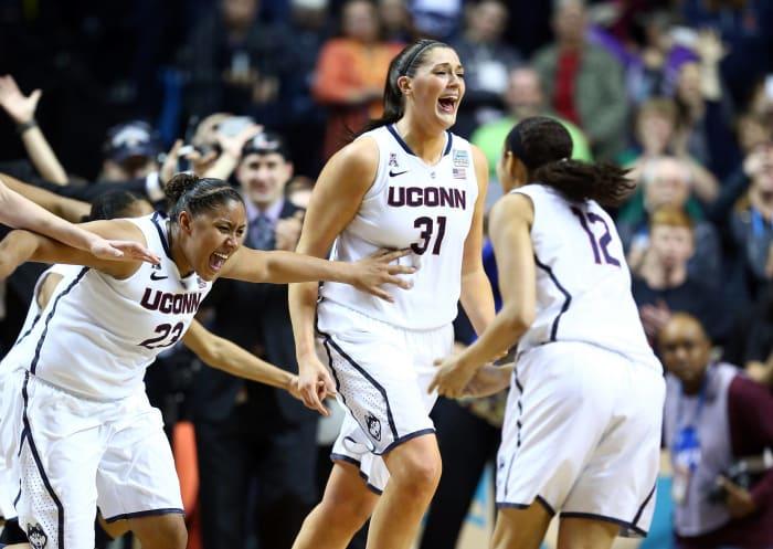 UConn wins record ninth championship (2014)