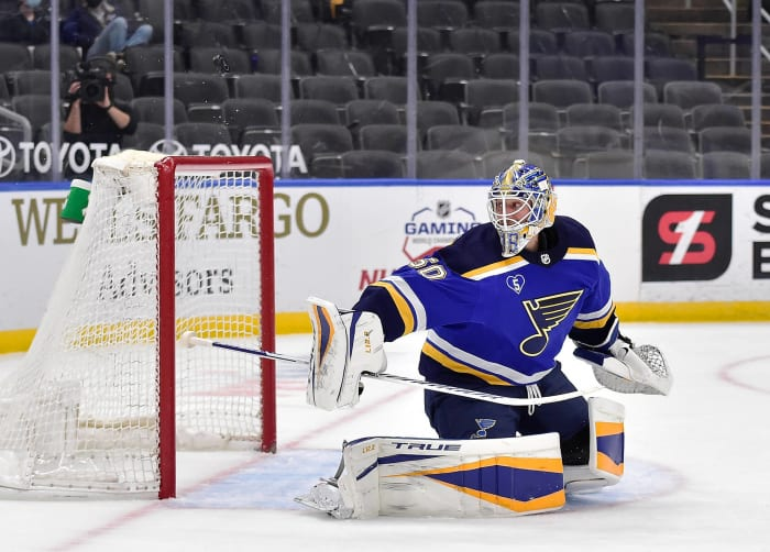 The Blues need goaltending help, but will they get it?