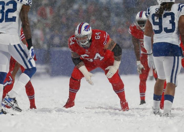 Richie Incognito, Buffalo Bills