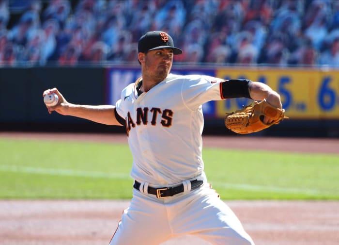 San Francisco Giants: Kevin Gausman
