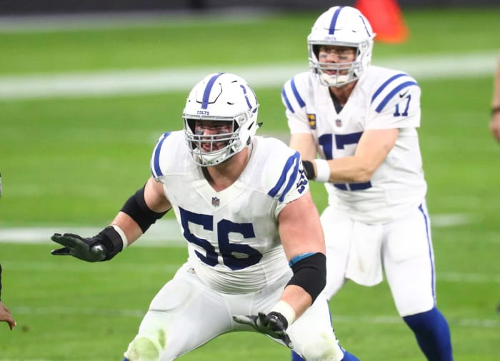 Indianapolis Colts: Quenton Nelson, OG