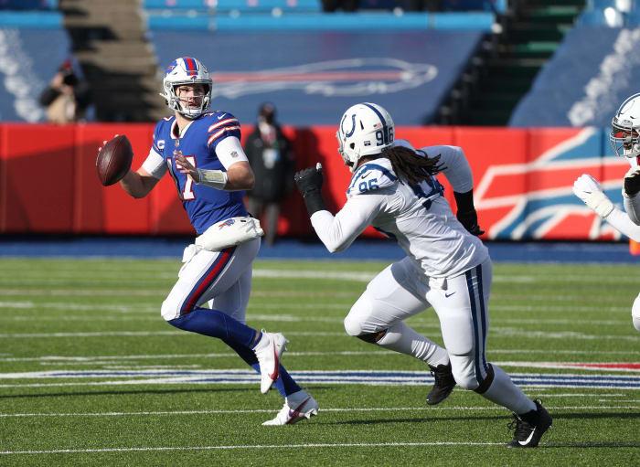 Buffalo Bills: Josh Allen