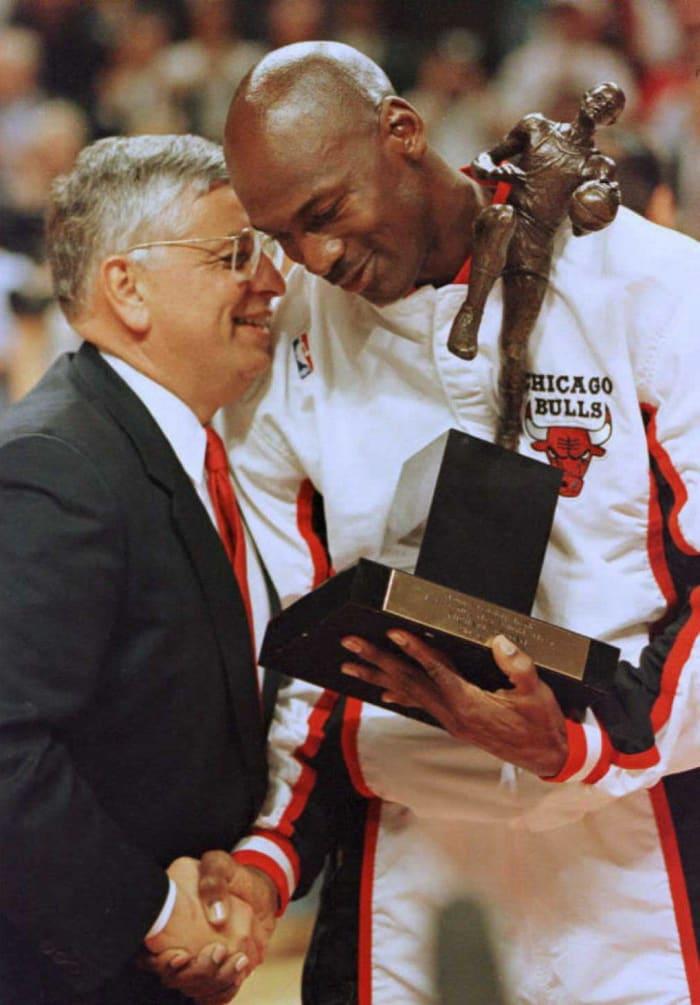1996: Michael Jordan