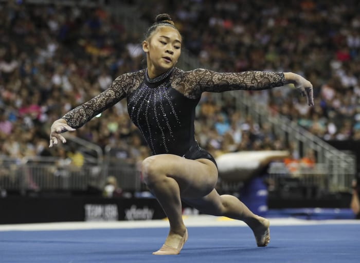 Sunisa Lee (women's gymnastics)