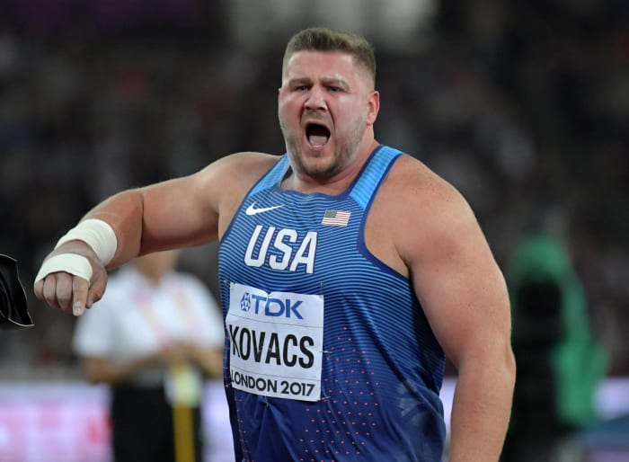 Joe Kovacs, USA