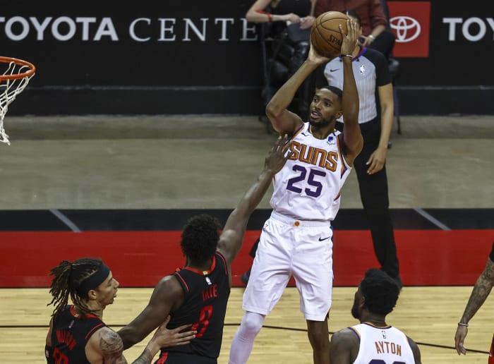 Mikal Bridges, Phoenix Suns