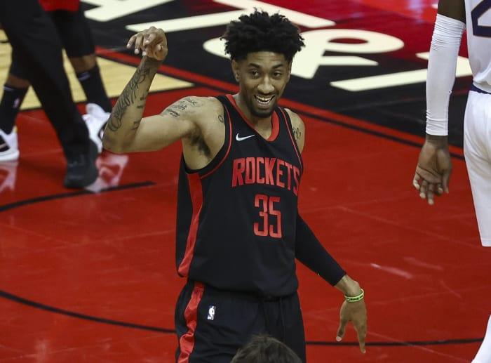 Christian Wood, Houston Rockets