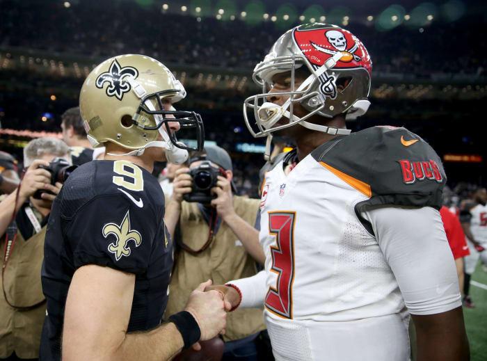 Best quarterback group: New Orleans Saints
