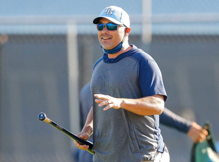 Tampa Bay Rays: Kevin Cash