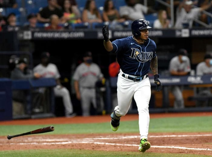 The Rays are unstoppable
