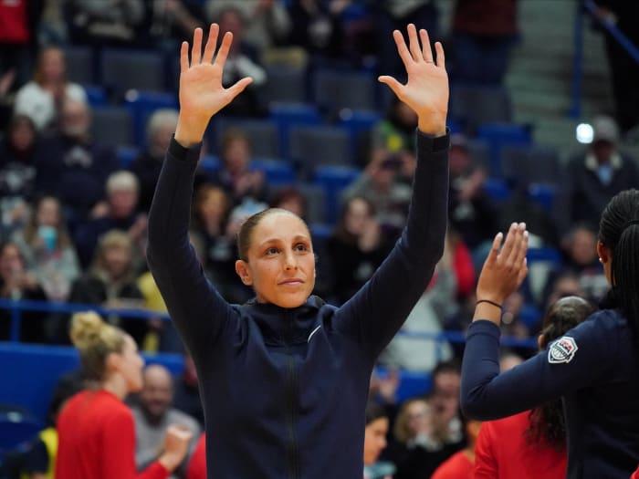 Diana Taurasi (women's basketball)