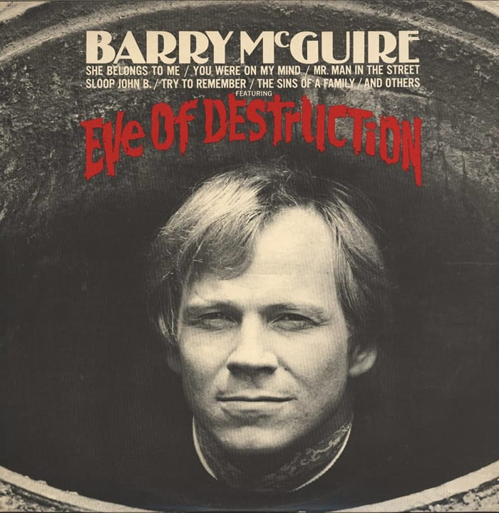 """""""Eve of Destruction,"""" Barry McGuire (1965)"""